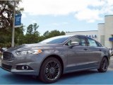 2013 Sterling Gray Metallic Ford Fusion SE 1.6 EcoBoost #81987669