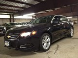 2014 Blue Ray Metallic Chevrolet Impala LT #81987761