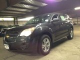 2013 Tungsten Metallic Chevrolet Equinox LS AWD #81987759