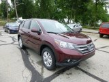 2013 Basque Red Pearl II Honda CR-V EX AWD #81988095