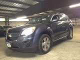 2013 Atlantis Blue Metallic Chevrolet Equinox LT #81987755