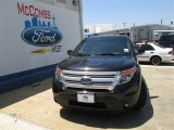 2013 Tuxedo Black Metallic Ford Explorer XLT #81987569