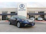 2013 Fathom Blue Pearl Acura TL Technology #81987483