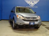 2010 Glacier Blue Metallic Honda CR-V EX AWD #81987480