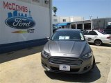 2013 Sterling Gray Metallic Ford Fusion SE 1.6 EcoBoost #81987560