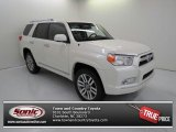 2013 Blizzard White Pearl Toyota 4Runner Limited 4x4 #81987961