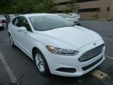 2013 Oxford White Ford Fusion SE 1.6 EcoBoost #81987724