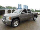 2013 Graystone Metallic Chevrolet Silverado 1500 LT Crew Cab 4x4 #81987640