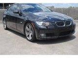 2009 Black Sapphire Metallic BMW 3 Series 335i Coupe #81988152