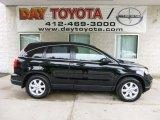 2011 Crystal Black Pearl Honda CR-V SE 4WD #81987545