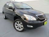 2009 Obsidian Black Lexus RX 350 #81987850