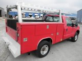2007 Ford F250 Super Duty XL Regular Cab 4x4 Commercial Data, Info and Specs
