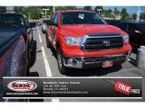 2011 Radiant Red Toyota Tundra TRD CrewMax 4x4 #81987451