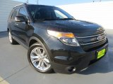 2011 Tuxedo Black Metallic Ford Explorer Limited #81987846