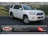 2013 Blizzard White Pearl Toyota 4Runner SR5 4x4 #81987444