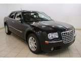 2008 Brilliant Black Crystal Pearl Chrysler 300 C HEMI AWD #81988030
