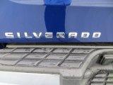 Chevrolet Silverado 1500 2013 Badges and Logos
