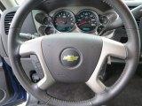 2013 Chevrolet Silverado 1500 LT Crew Cab Steering Wheel