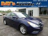 2013 Indigo Night Blue Hyundai Sonata GLS #82038771