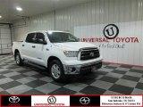 2011 Super White Toyota Tundra SR5 CrewMax #82038575