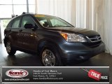2011 Polished Metal Metallic Honda CR-V LX 4WD #82038531