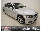 2010 Titanium Silver Metallic BMW 3 Series 328i Coupe #82038674