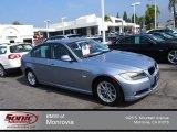 2010 Blue Water Metallic BMW 3 Series 328i Sedan #82038667