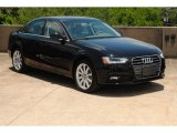2013 Brilliant Black Audi A4 2.0T quattro Sedan #82038790
