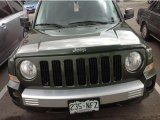 2007 Jeep Green Metallic Jeep Patriot Limited 4x4 #82038517