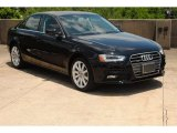 2013 Brilliant Black Audi A4 2.0T quattro Sedan #82038787