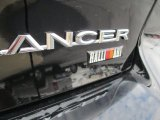 Mitsubishi Lancer 2013 Badges and Logos