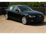 2013 Brilliant Black Audi A4 2.0T quattro Sedan #82058212