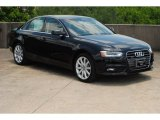 2013 Brilliant Black Audi A4 2.0T quattro Sedan #82058211