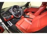 2011 BMW X5 M Interiors