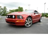 2005 Redfire Metallic Ford Mustang GT Premium Coupe #82063423