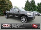 2013 Black Toyota Tundra Limited Double Cab 4x4 #82063415