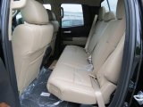 2013 Toyota Tundra Limited Double Cab 4x4 Rear Seat