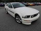 2007 Performance White Ford Mustang GT/CS California Special Coupe #82063279