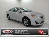 2013 Classic Silver Metallic Toyota Camry L #82063413