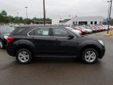 2013 Tungsten Metallic Chevrolet Equinox LS AWD #82063204