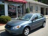 2007 Blue Granite Metallic Chevrolet Cobalt LS Sedan #8198568