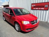 2013 Redline 2 Coat Pearl Dodge Grand Caravan SE #82063589