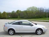2007 Ultra Silver Metallic Chevrolet Cobalt LS Coupe #8184945