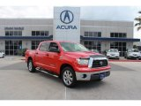 2008 Radiant Red Toyota Tundra Texas Edition CrewMax #82063122