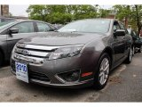 2010 Sterling Grey Metallic Ford Fusion SEL V6 #82063329