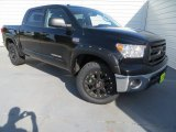 2012 Black Toyota Tundra T-Force 2.0 Limited Edition CrewMax 4x4 #82063264