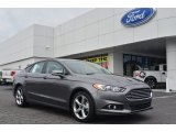 2013 Sterling Gray Metallic Ford Fusion SE 2.0 EcoBoost #82063185