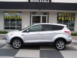 2013 Ingot Silver Metallic Ford Escape SEL 2.0L EcoBoost #82063323