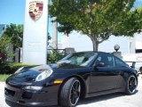2008 Black Porsche 911 GT3 #8185106