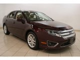 2011 Bordeaux Reserve Metallic Ford Fusion SEL #82063443